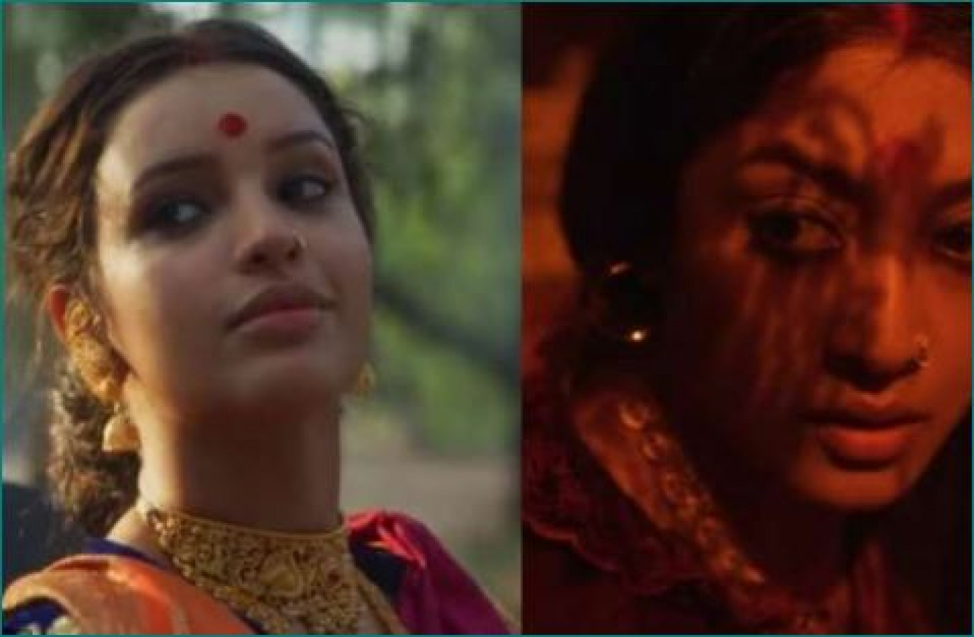 Bulbul's trailer is very scary and mysterious, watch it here ...