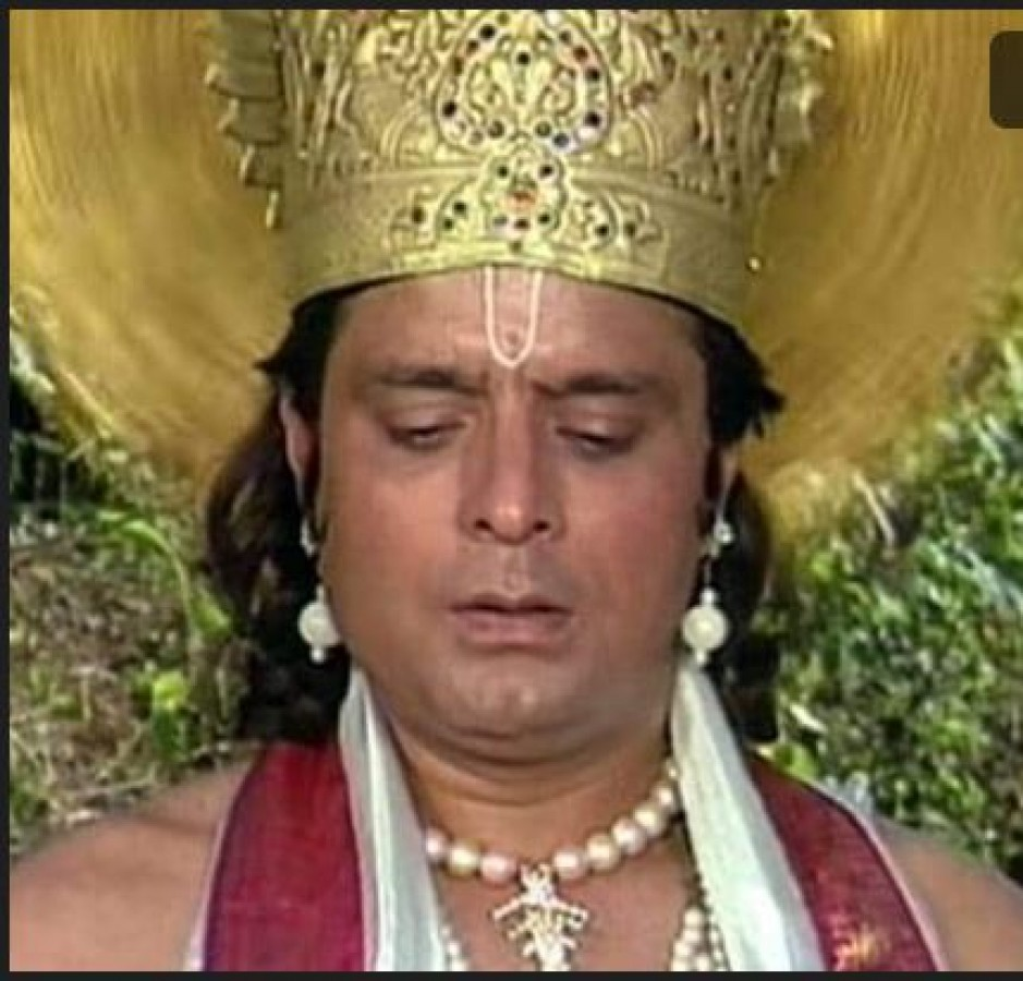 Indra of Mahabharata forced to live in old age home   News Track ...