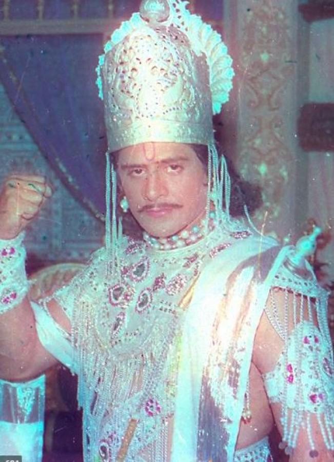 Mahabharat Arjun Gets Divine Weapon Before War News Track Live Newstrack English 1