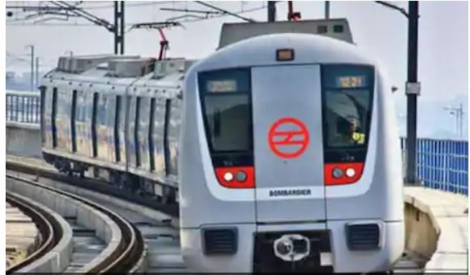 Delhi Government mulls to resume Metro services soon | News Track ...