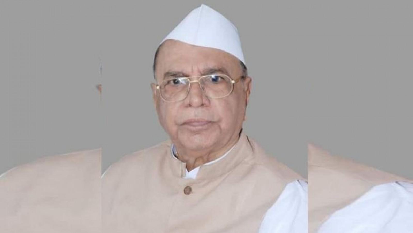 Former Maharashtra Chief Minister Shivaji Rao Patil Nilangekar ...