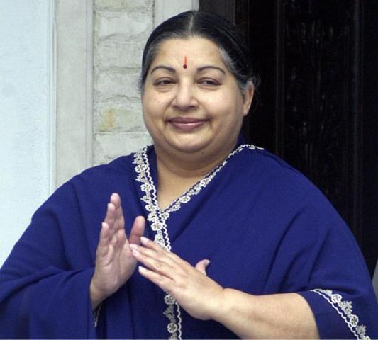 जयललिता मामले में सर्वोच्च न्यायालय की बड़ी पीठ करेगी सुनवाई