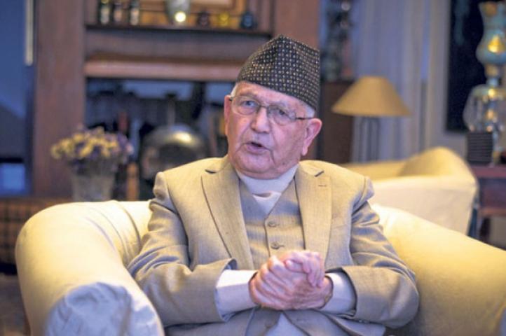 राजकीय सम्मान के साथ होगी पूर्व प्रधानमंत्री थापा की अंत्येष्टि