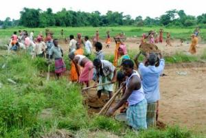 मनरेगा के तहत रोजगार उपलब्ध कराने में त्रिपुरा आगे