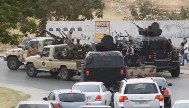 लीबिया में संघर्ष के दौरान 14 की मौत, 24 घायल
