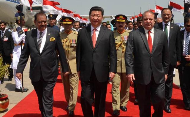 चीन ने पाकिस्तान से किए 45 अरब डाॅलर के करार