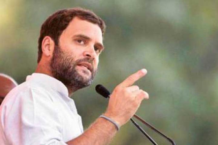 मेरा भाषण तो अच्छा था लेकिन सरकार भी तो जवाब दे : राहुल