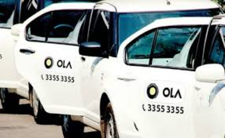 Police arrested an ola cab driver for abusing ASJ