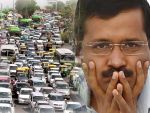 Odd-even phase 2 returns in Delhi,from today