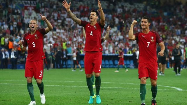 EURO 2016: Portugal reached at the semi-finals