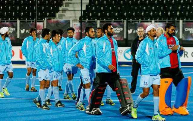 New Zealand defeated India in Six Nation Hockey Tournament