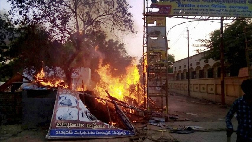Mathura clashes: 14 including SP killed, 40 injured during anti-encroachment drive
