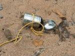2-kg Tiffin Bomb Seized in Chhattisgarh