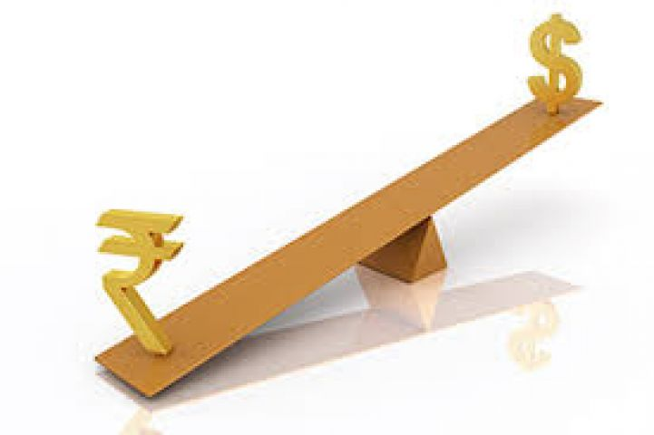 Rupee strong by 13 paise against USD