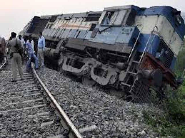 Due to heavy rain, landslip derails Assam-bound train