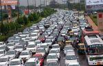 Heavy rains continued to lash the Delhi
