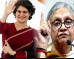 Priyanka Gandhi's Debut in Politics, Sheila Dikshit to elect for UP's CM post