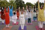 Yoga Day celebration :make Yoga a mass movement on June 21