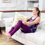Try these 'Lazy-Couch' exercises !!!
