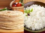 Rice or Roti – Which is better for weight loss???