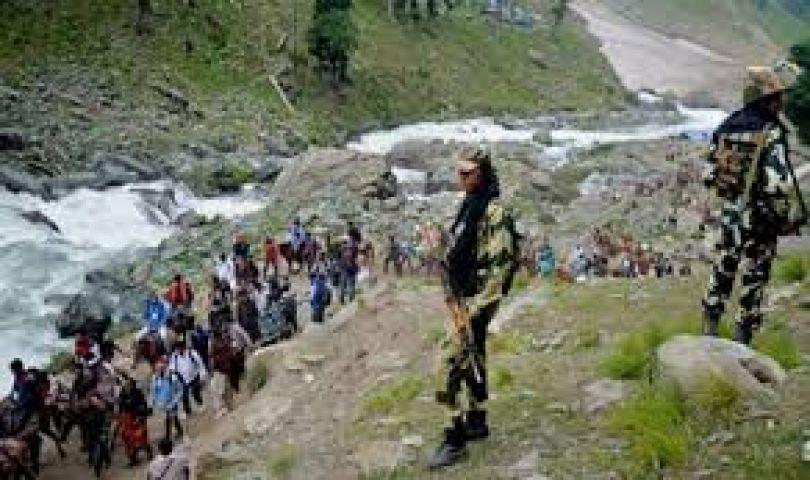 Fresh batch of pilgrims left for Buddha Amarnath pilgrimage