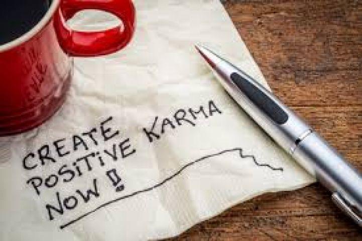 It's 'Karma' which decides your destiny