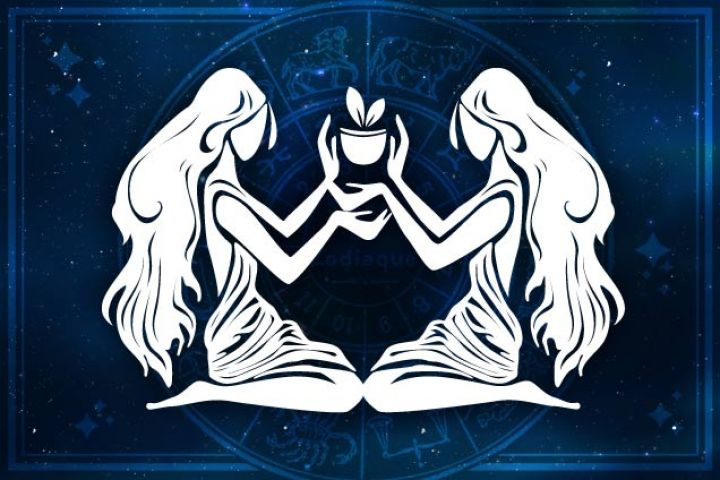 Gemini represents two different sides of personality !