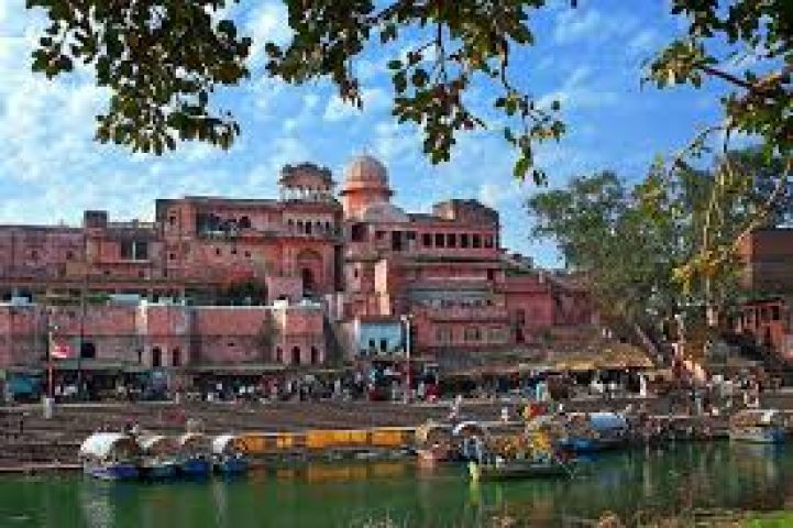 Chitrakoot is a place with many wonders