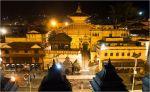 The Surreal sight of Lord Shiva at Pashupatinath temple