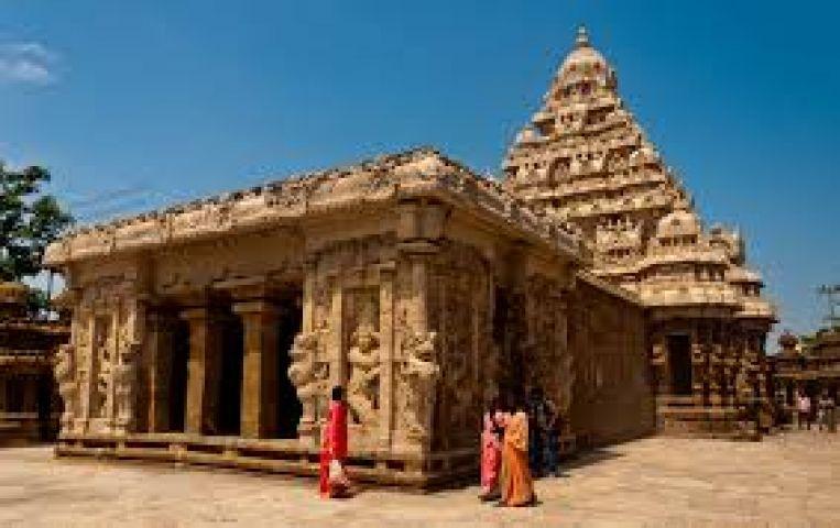 Visit the Golden City of South India:Kanchipuram