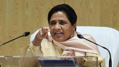 लोकसभा चुनाव: मायावती ने साधा भाजपा पर निशाना, कहा - हेट स्पीच वालों को हराना है