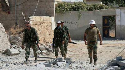 सीरिया में आईएस ने सरकार समर्थकों को जान से मारा