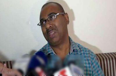 विवादास्पद आईपीएस अधिकारी इंदु भूषण बर्खास्त