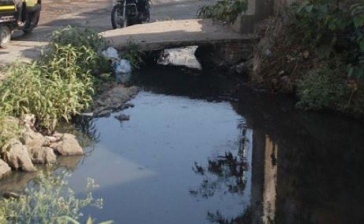 भिलाई में दर्दनाक हादसा, नाले में गिरने से ढाई साल की बच्ची की मौत