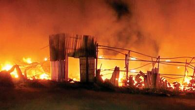 Chennai: Three died in steel plant fire