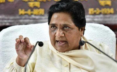 लोकसभा चुनाव: भाजपा के स्थापना दिवस पर 'माया' का ट्वीट, कहा - इन्हे सत्ता में लौटने का हक़ नहीं