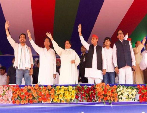 लोकसभा चुनाव: पीएम मोदी पर बरसीं मायावती, कहा - इनका काम केवल भाजपा की ब्रांडिंग