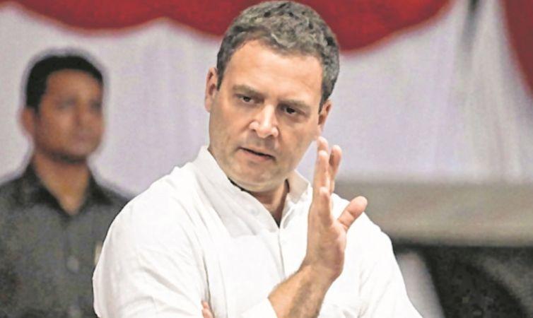 लोकसभा चुनाव: राहुल गाँधी ने जारी किया ऐसा फरमान, भाजपा ले रही मजे
