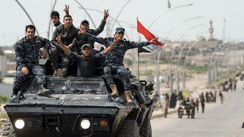 आतंक के खिलाफ इराक को बड़ी सफलता, ISIS के प्रमुख नेता को किया ढेर