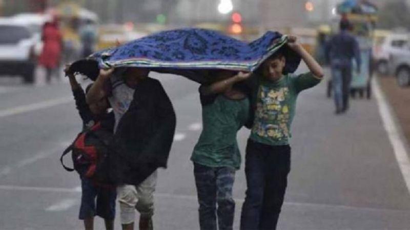दिल्ली में बदल सकता है मौसम का मिजाज, मौसम विभाग ने जताया अनुमान