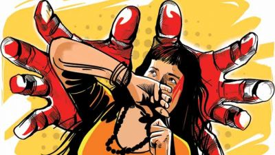 14-year-old raped in friend's residence