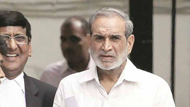 1984 सिख दंगा: सज्जन कुमार की जमानत याचिका पर आज सुनवाई करेगा SC
