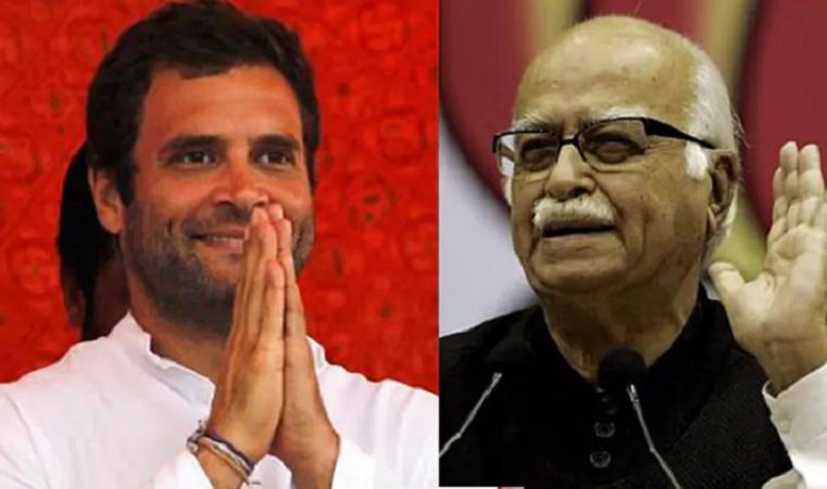 राहुल गाँधी पर लगा गंभीर आरोप, लेकिन चुप है आडवाणी की अगुवाई वाली समिति