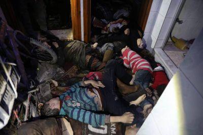 ज़हरीली हुई सीरिया की हवा, फिर केमिकल अटैक