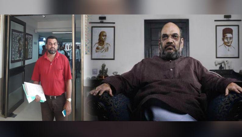 गाँधीनगर लोकसभा सीट: गुलबर्ग सोसायटी दंगा के पीड़ित फिरोज खान, देंगे अमित शाह को टक्कर