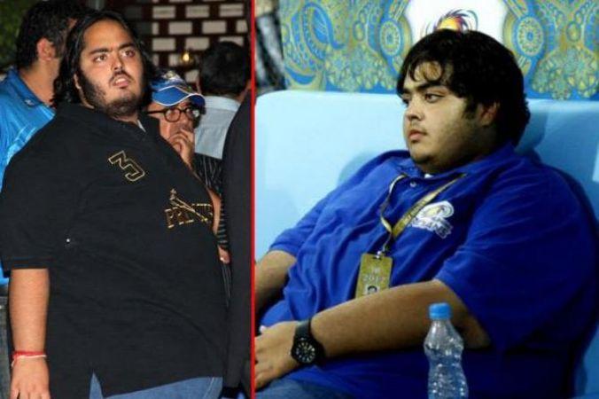 जन्मदिन विशेष : जब अंबानी के बेटे ने 18 माह में घटाया 108 किलो वजन, जानिए इनसे जुडी रोचक बातें