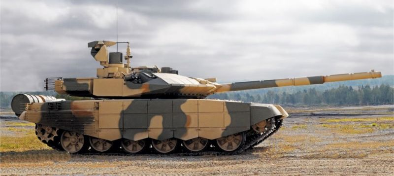 पाक सीमा पर तैनाती के लिए, 464 टी-90एमएस टैंकों की खरीद को मिली कैबिनेट की मंजूरी