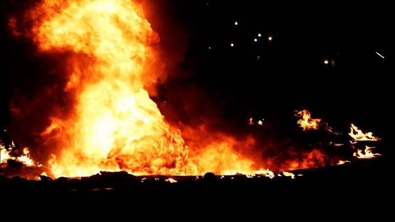 तोप की बैरल टेस्टिंग के दौरान नाइट्रोजन सिलेंडर में हुआ विस्फोट, एक की मौत कई घायल