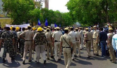 'भारत बंद' के चलते सरकार सतर्क