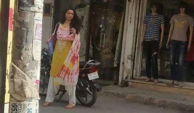 Chhapaak के सेट से लीक हुआ दीपिका का वीडियो, विक्रांत के साथ आई नज़र